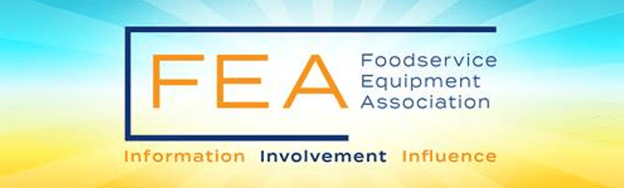 Food equipment association logo