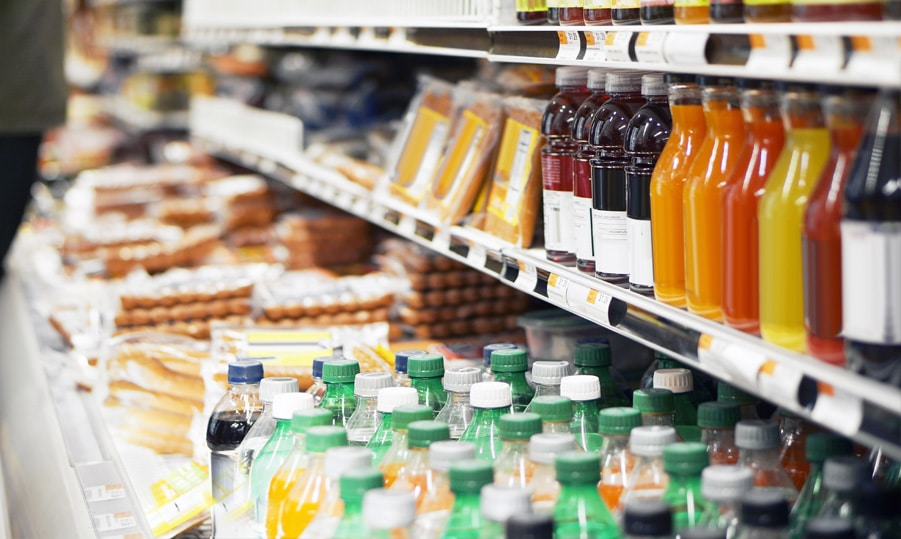 Temperature monitoring for food retail
