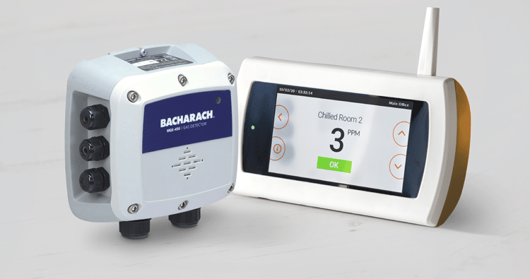 gas detection and monitoring systems