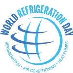world refrigeration day logo