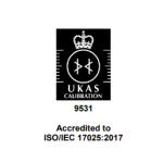TekTroniks ISO/IEC 17025:2017 accreditation